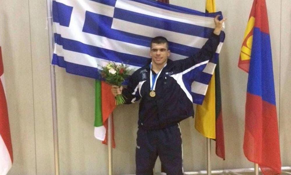 Πάλη: Στα ρεπεσάζ του Ευρωπαϊκού πρωταθλήματος ο Πρεβολαράκης