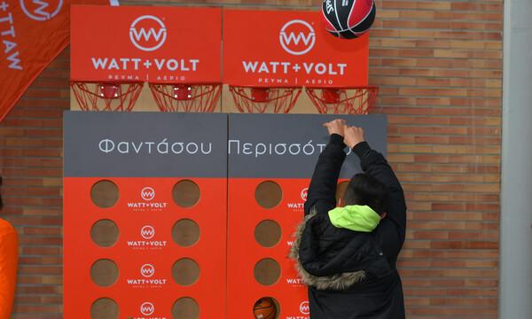 Το πάθος της WATT+VOLT για το μπάσκετ, δεν κρύβεται!