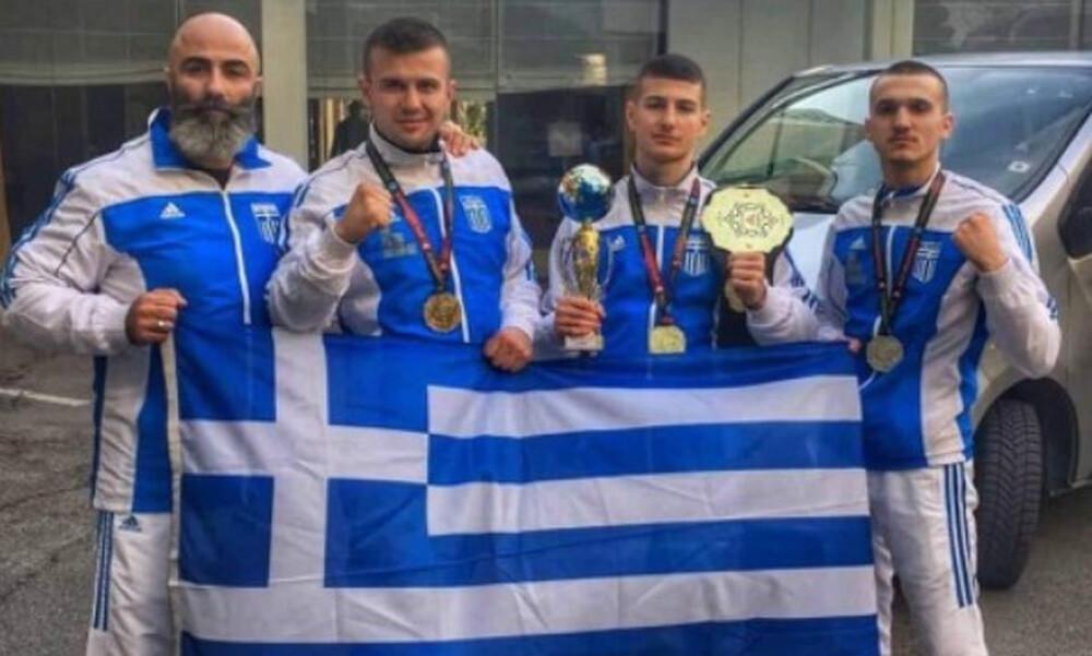Έξι μετάλλια για το ελληνικό κικ μπόξινγκ στο European Cup της Κροατίας