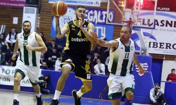 Διαγόρας Δρυοπιδέων-ΑΕΚ 71-89: Εύκολα στον τελικό (videos+photos)