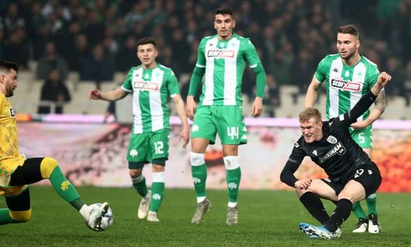 Παναθηναϊκός – ΠΑΟΚ 0-1: Το… έληξε νωρίς ο Σφιντέρσκι (video+photos)