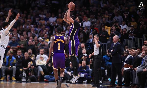 NBA: Μεγάλη νίκη για Λέικερς – Με άγριες διαθέσεις ο Ντόντσιτς (videos)