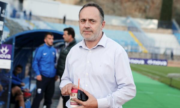 Παπαϊωάννου: «Μας σφυρίζουν καμικάζι – Δεν σχολιάζω τη διαιτησία με Ολυμπιακό»