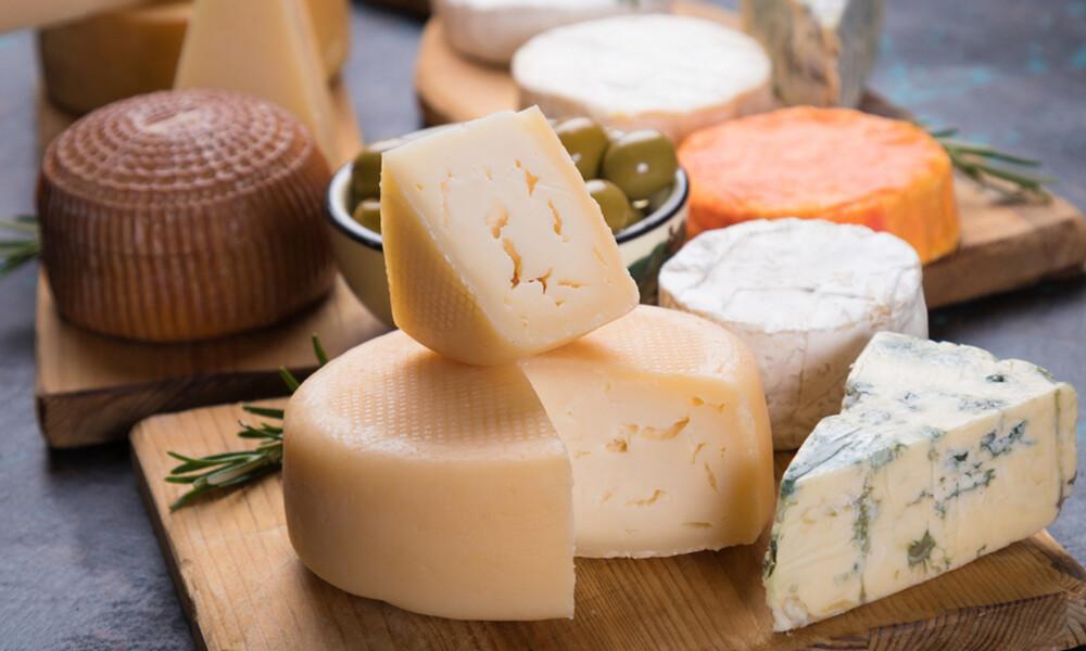 Τα τυριά με το περισσότερο και το λιγότερο αλάτι (εικόνες)