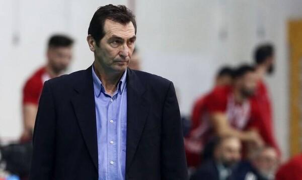 Ανδρεόπουλος: «Αυτή είναι η ομάδα που θέλω να έχω»
