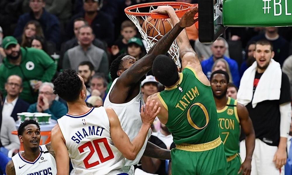 NBA: Πήραν το ντέρμπι οι Σέλτικς (video)