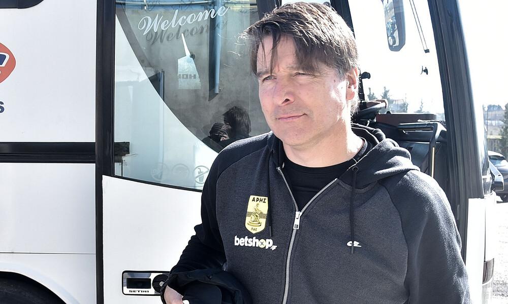 Ένινγκ: «Με γεμάτο γήπεδο θα ξεπεράσουμε την κόπωση και θα νικήσουμε την ΑΕΚ»