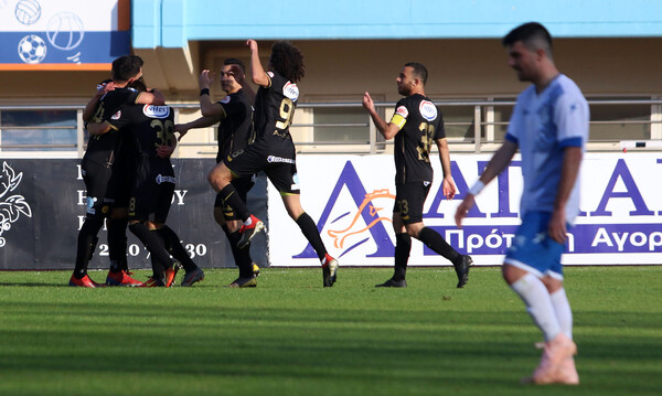 Super League 2: Νίκη με Έφορντ ο Εργοτέλης