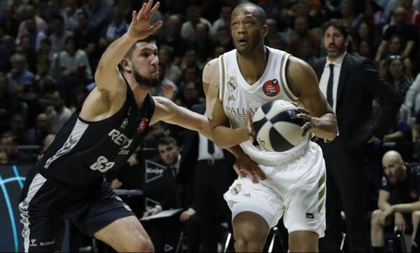 Ράντολφ: «Η Ρεάλ καλύτερη ομάδα από ορισμένες του NBA»