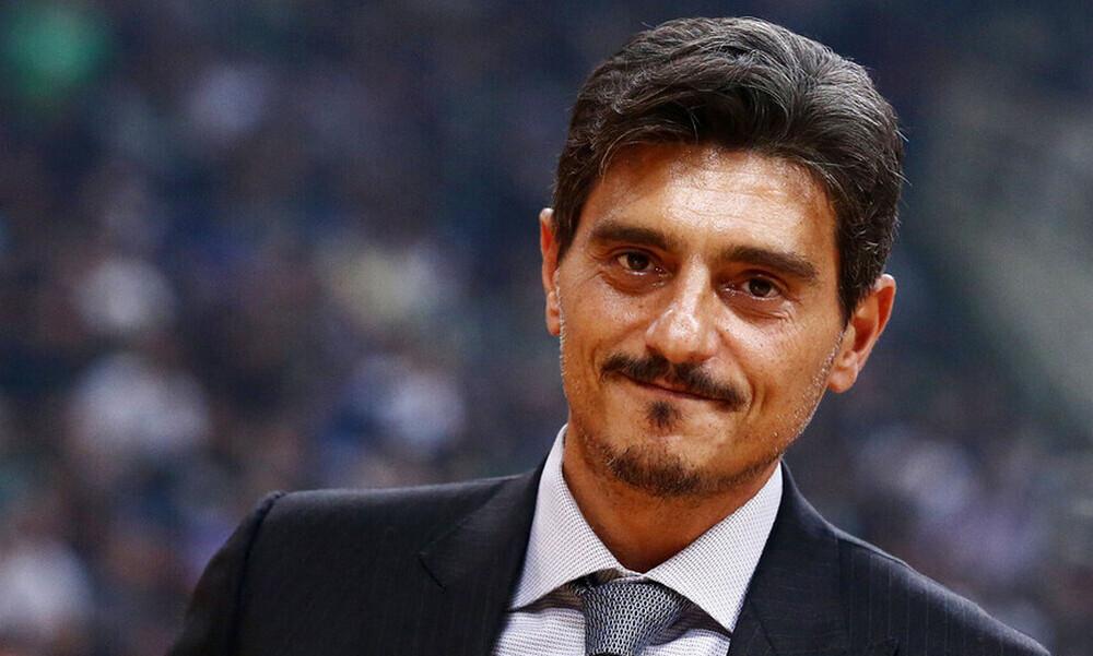 Δημήτρης Γιαννακόπουλος: «Ο Παναθηναϊκός να ξαναγίνει πρωταθλητής σε όλα τα σπορ»