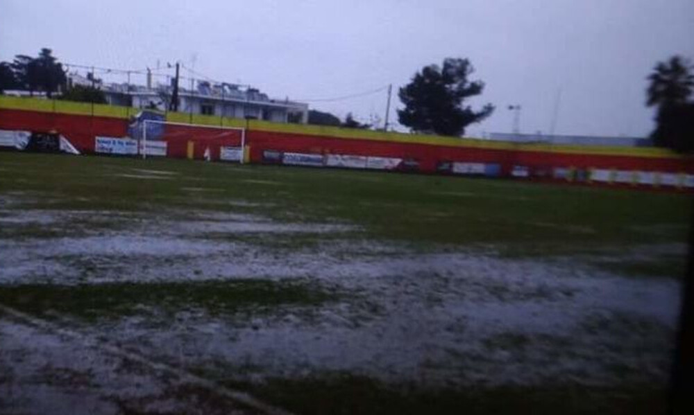 Football League: Αναβλήθηκε ο αγώνας Ιάλυσος-Ολυμπιακός Βόλου