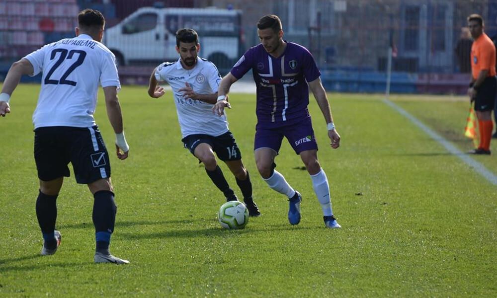 Football League: Ισοπαλία στη Βέροια