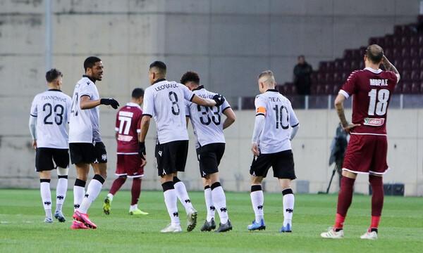 ΑΕΛ-ΠΑΟΚ 1-2: Αγχώθηκε αλλά πήρε το «διπλό» (photos)