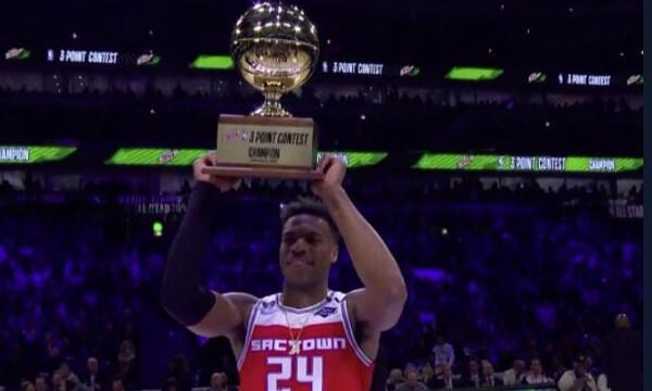 NBA All Star Game: «Εκτέλεσε» τον Μπούκερ και ανέβηκε στην κορυφή ο Χίλντ (videos)