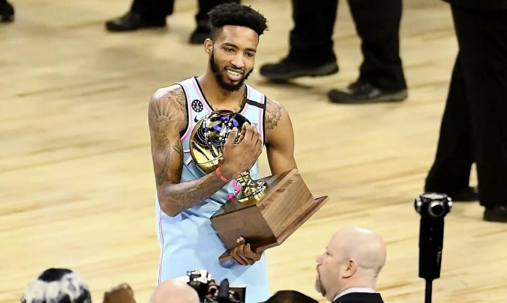 NBA All Star Game: Μυθική «μάχη» Τζόουνς-Γκόρντον στα καρφώματα (videos)