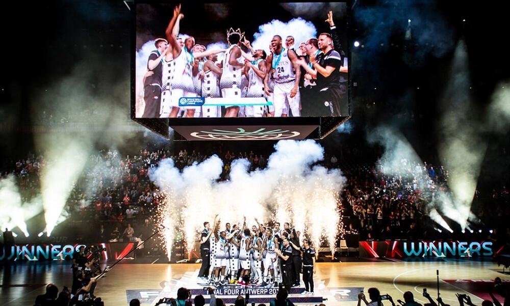 Βίρτους Μπολόνια: Μεγάλο πρόστιμο από FIBA!