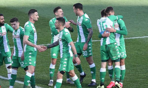 Παναθηναϊκός – Παναιτωλικός 3-1: Άνετη νίκη με λάμψη από Βαγιαννίδη (video+photos)