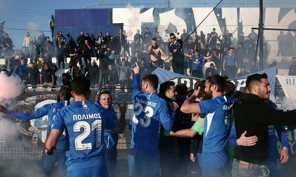 Football League: Μεγάλη νίκη για Ιωνικό
