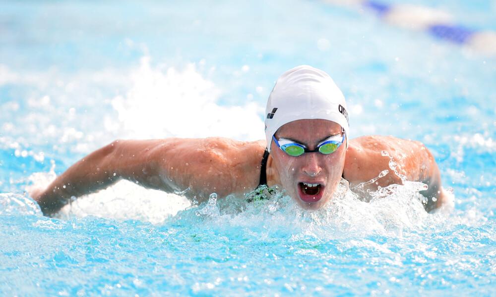 Τρομερές επιδόσεις στους χειμερινούς αγώνες κολύμβησης