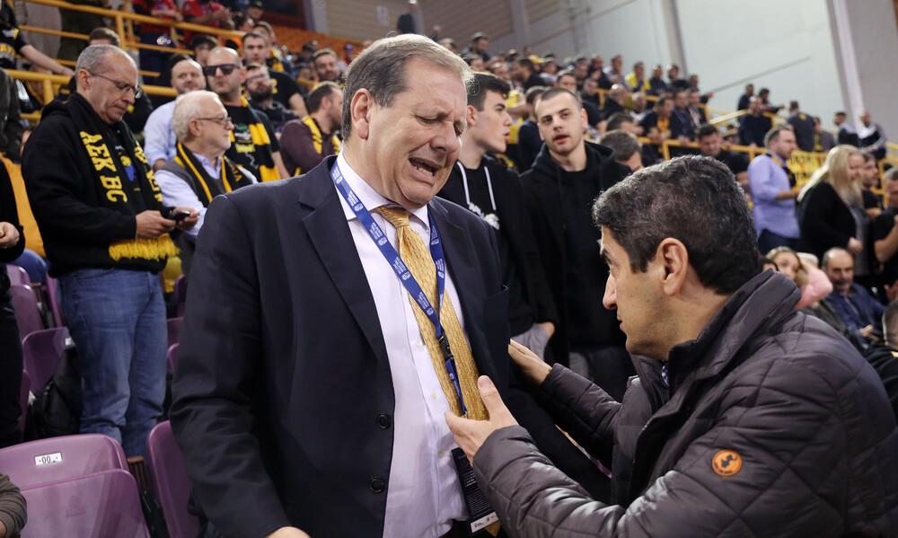 Αυγενάκης: «Συγχαρητήρια στην Κυπελλούχο ΑΕΚ...»
