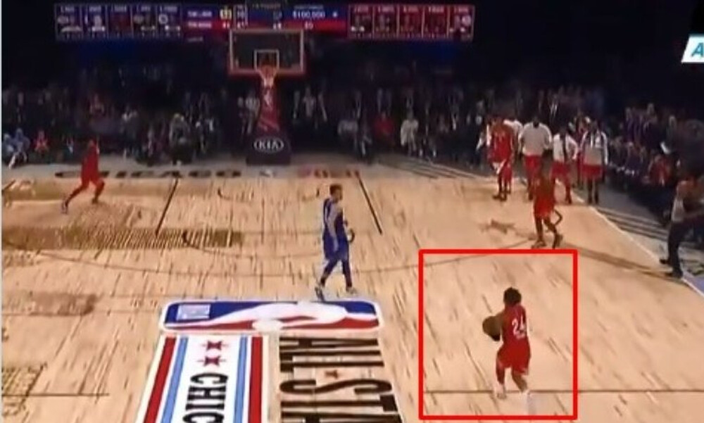 NBA All Star Game: Το απίθανο buzzer του Γιανγκ (video)