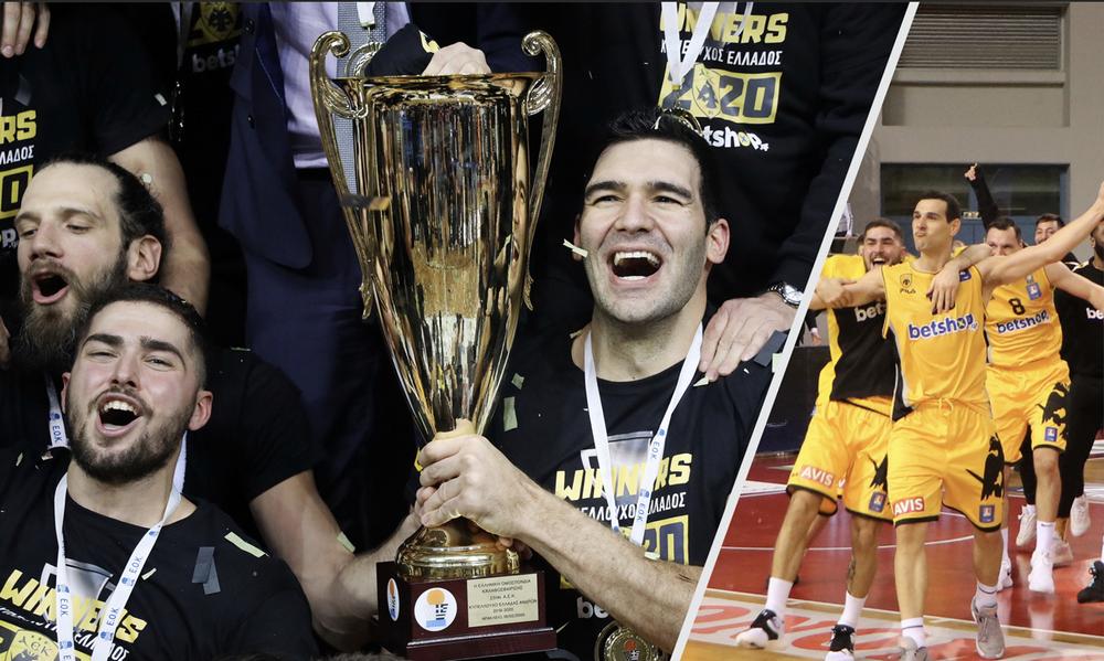 H Betshop συγχαίρει τις φιναλίστ του τελικού Κυπέλου Μπάσκετ