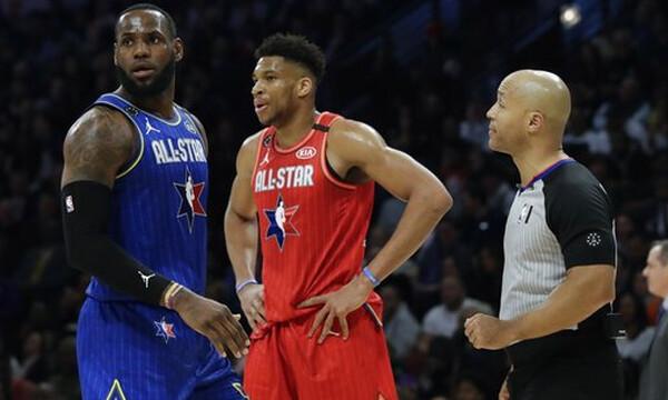 NBA All Star Game: Η συγκλονιστική σύμπτωση του αγώνα για τον Κόμπι Μπράιαντ (videos+photos)