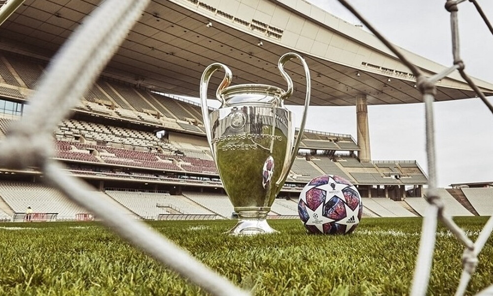 Champions League: Η Αdidas παρουσίασε την μπάλα του τελικού (photos)