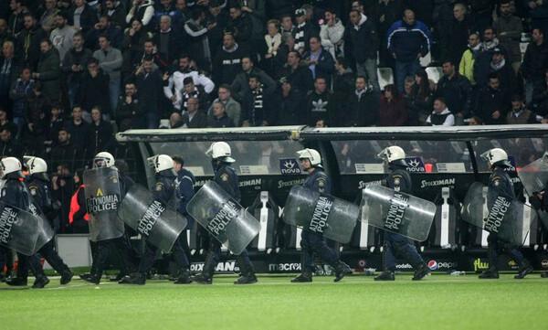 ΠΑΟΚ – Ολυμπιακός: «Τρεις εισαγγελείς και 500 αστυνομικοί στην Τούμπα»