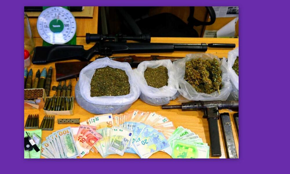 Συνελήφθη πρώην παίκτρια ριάλιτι - Βρέθηκαν όπλα και ναρκωτικά στο σπίτι της