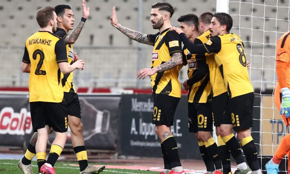 ΑΕΚ-Παναιτωλικός: «Χάθηκε» η μπάλα στο 2-0 του Κρίστισιτς (video)