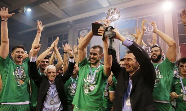 Ανδρεόπουλος: «Ο Παναθηναϊκός επιστρέφει για τα καλά» (video)