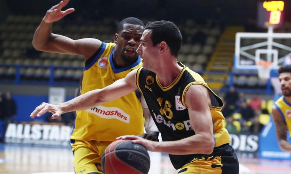 ΑΕΚ - Περιστέρι: Το πρόγραμμα στους «16» του Basketball Chmapions League