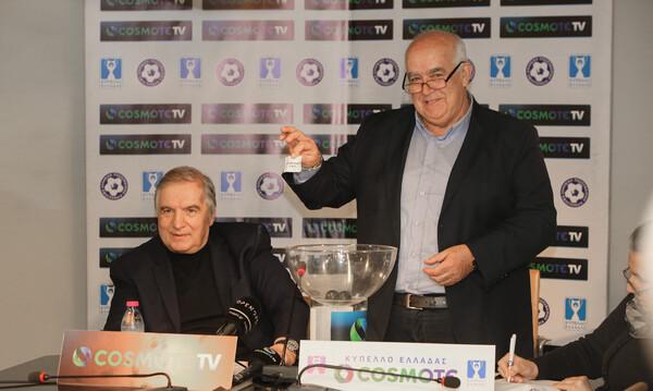 Γαβριηλίδης: «Θέλουμε τελικό με φιλάθλους»