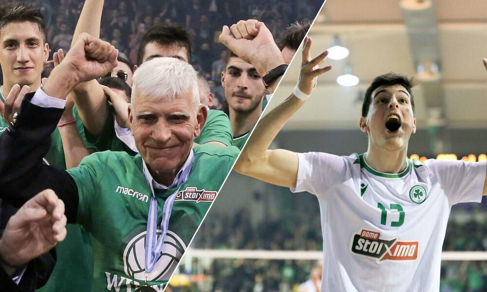 Χαράλαμπος Ανδρεόπουλος και Ρούλης Αγραπιδάκης στην «Πράσινη Ώρα»!