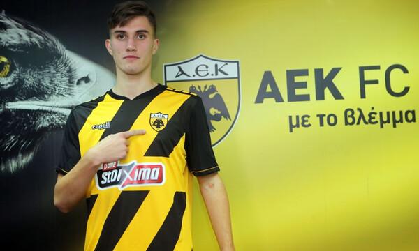 AEK: H ώρα του Ζίγκα Λάτσι