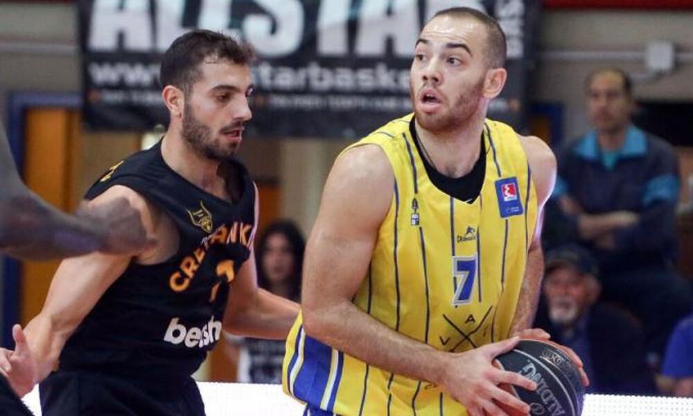 Basket League: Τα βλέμματα στην Κρήτη