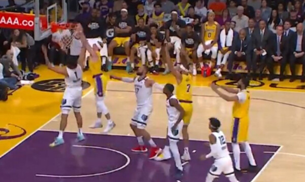 NBA: Ο Καρούσο κάρφωσε μετά από βολή... και «τρέλανε» τους Λέικερς! (video)