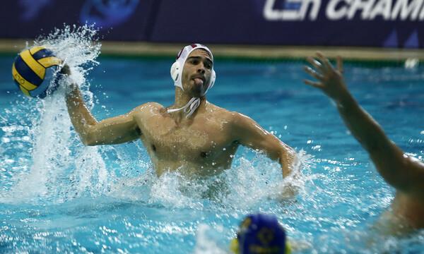 Champions League πόλο: Ήττα του Ολυμπιακού με 15-9 από την Μπαρτσελονέτα