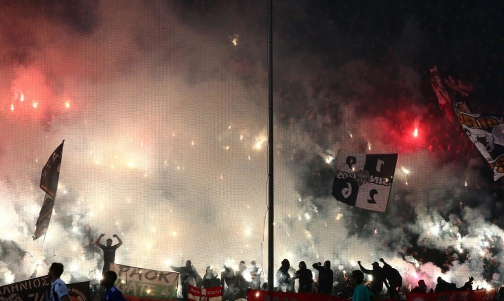 ΠΑΟΚ-Ολυμπιακός: Το μελαχρινό που «έκαψε» την Τούμπα (photos)