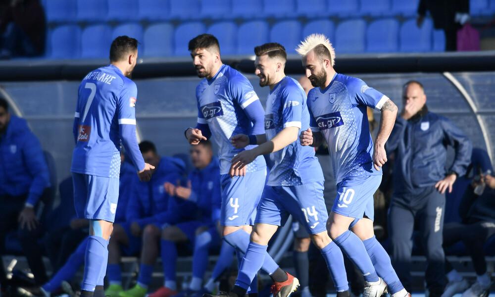 Super League 2: Ασταμάτητος ο ΠΑΣ Γιάννινα, πέρασε κι από τα Χανιά (videos)