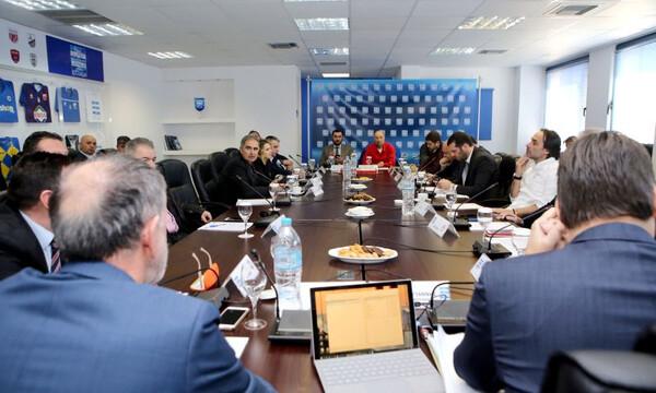 Απορρίφθηκε το αίτημα του Ολυμπιακού για την αποβολή ΠΑΟΚ και Ξάνθης