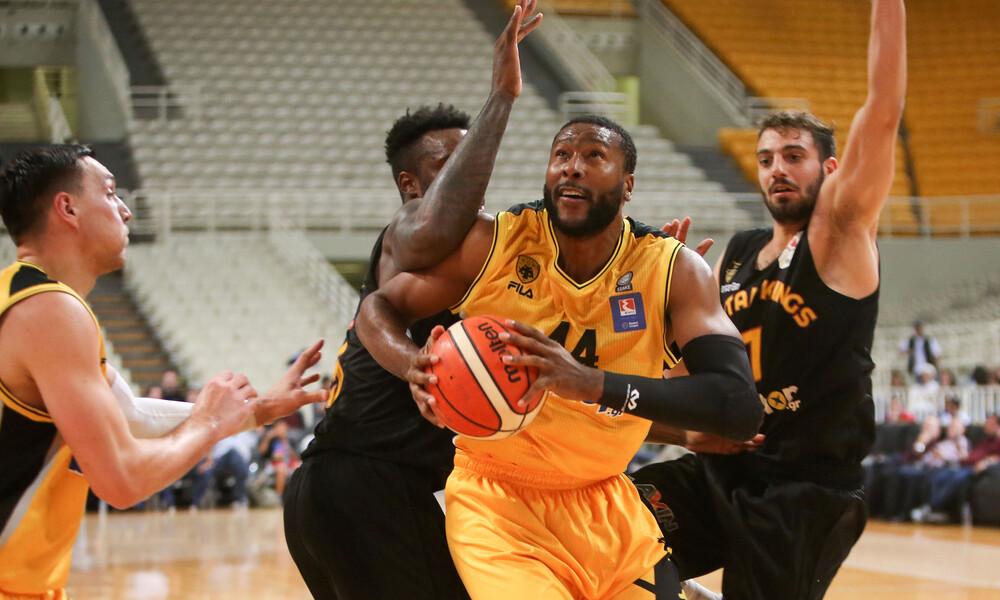 Basket League: Εξ αναβολής παιχνίδι με το Ρέθυμνο για την ΑΕΚ
