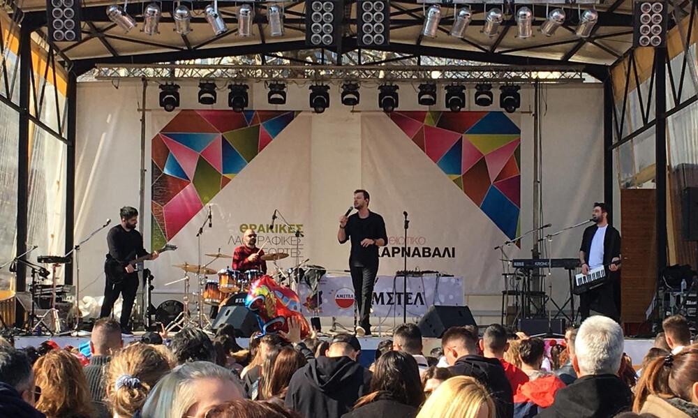 Άνω-Κάτω: Ξεσήκωσαν το κοινό στο Καρναβάλι της Ξάνθης (photos)