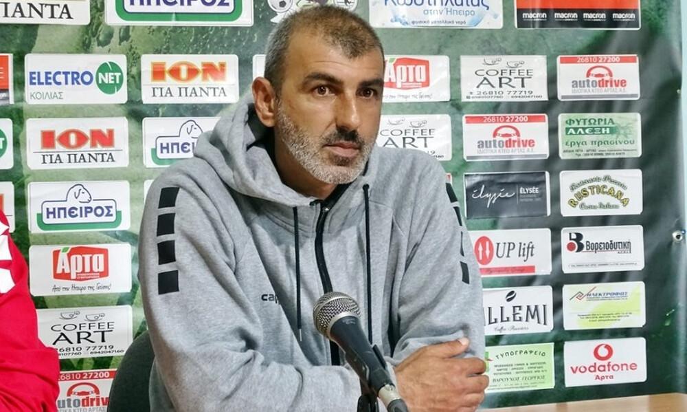Επίσημο: Ξανά στην Παναχαϊκή ο Οφρυδόπουλος