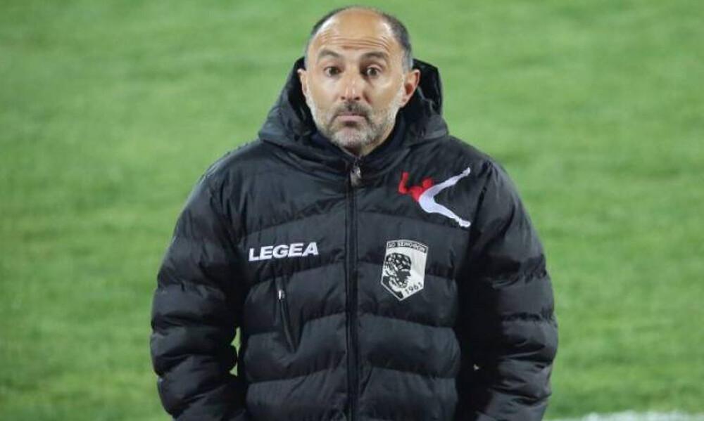 Παραιτήθηκε ο Παναγιωτακόπουλος από Ολυμπιακό Ζαχάρως