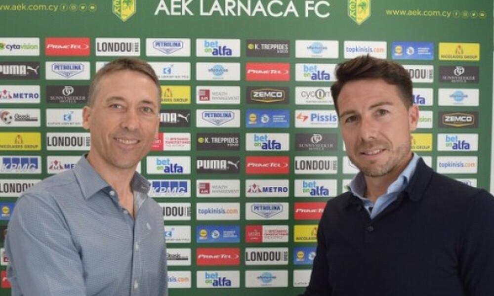 ΑΕΚ Λάρνακας: Νέος προπονητής ο Κανέδα