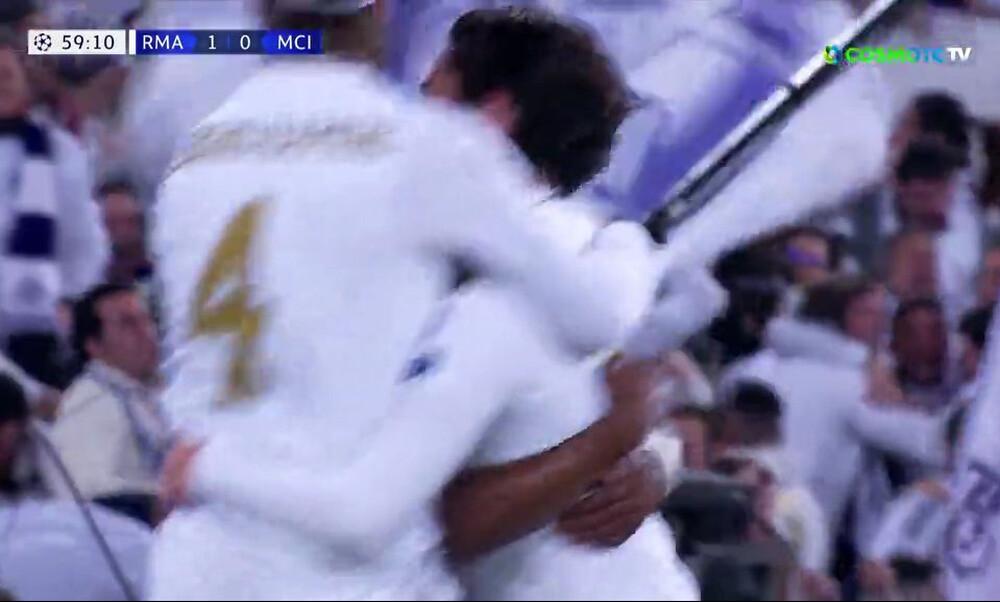 Champions League: Προβάδισμα η Ρεάλ Μαδρίτης με Ίσκο (video)