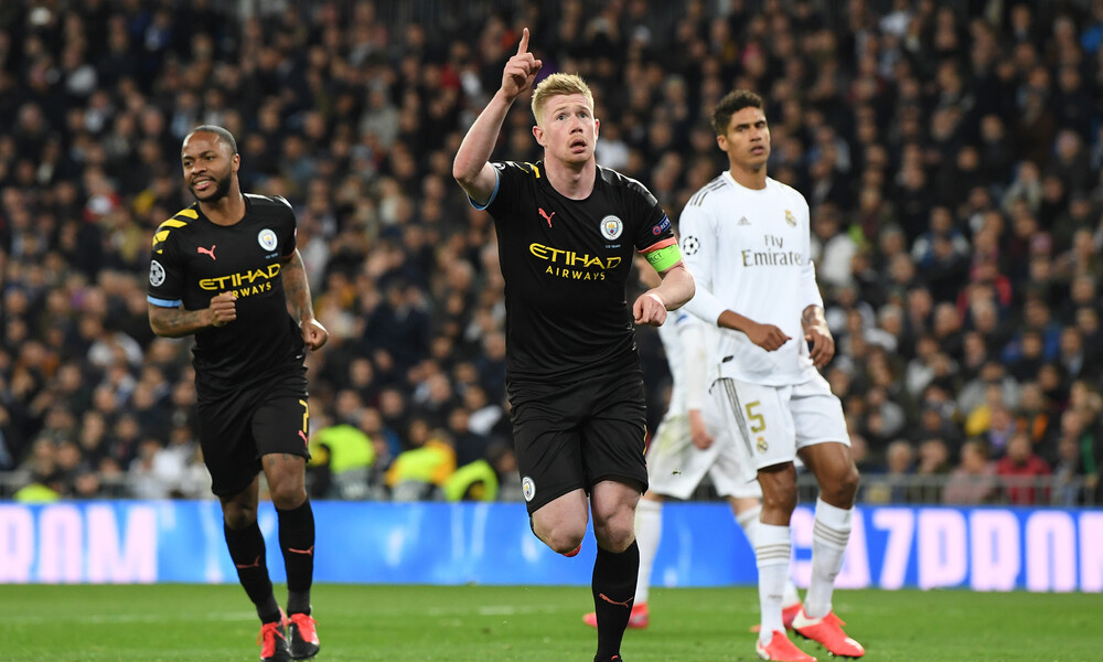 Champions League: Τα highlights από Μαδρίτη και Λιόν (videos)