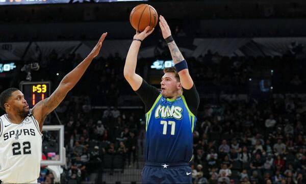 NBA: Σαρώνει ο Ντόντσιτς - Σοκ με Εμπίντ (video)